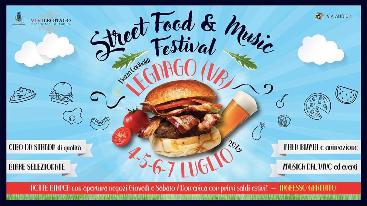 Street Food & Music Festival