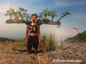 L'art contemporain indonésien fait la java (vidéo)