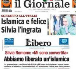 Silvia Romano libérée, délivrée, mais sa conversion à l'islam défraye la chronique en Italie