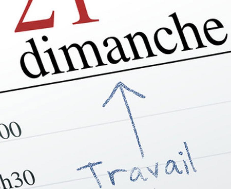 ACCORD RELATIF A L'ADAPTATION DES DÉROGATIONS AU PRINCIPE DU REPOS DOMINICAL ET AU TRAVAIL EN SOIRÉE