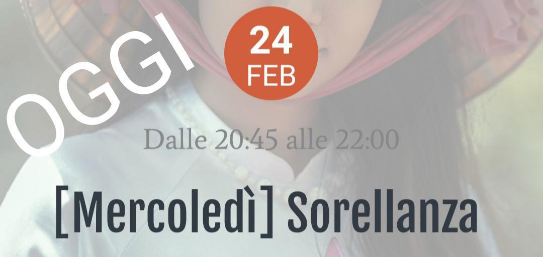 Oggi - Mercoledì, 24 Febbraio 2021