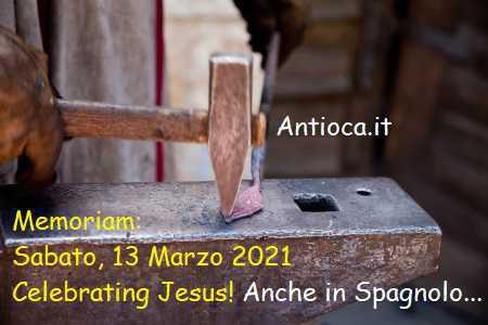 Oggi - Domenica, 14 Marzo 2021