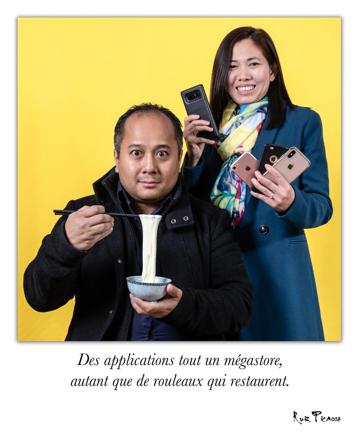 Agency Spotlight: Visual Apps booste le marketing digital des commerces de proximité