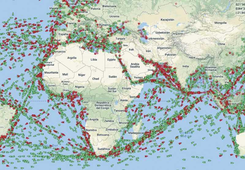 Canal de Suez: cerrado hasta nuevo aviso