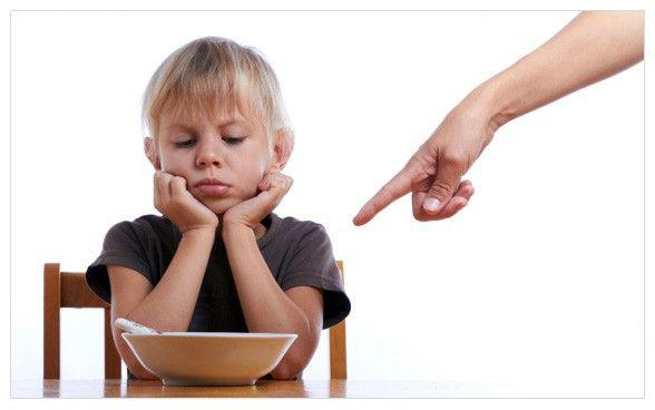 Rifiuto del cibo, neofobia