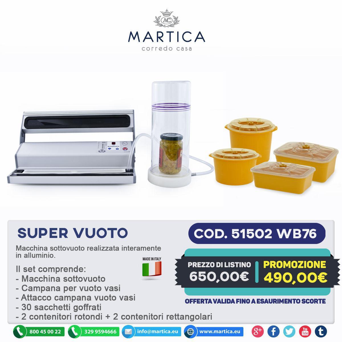 Super Vuoto Plus