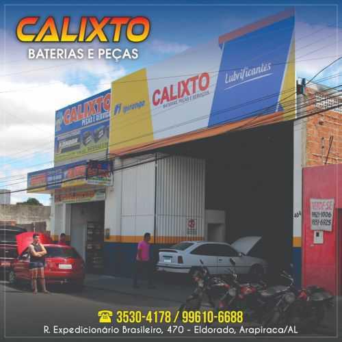 Calixto Baterias & Auto Peças