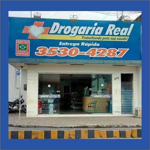 Drogaria Real