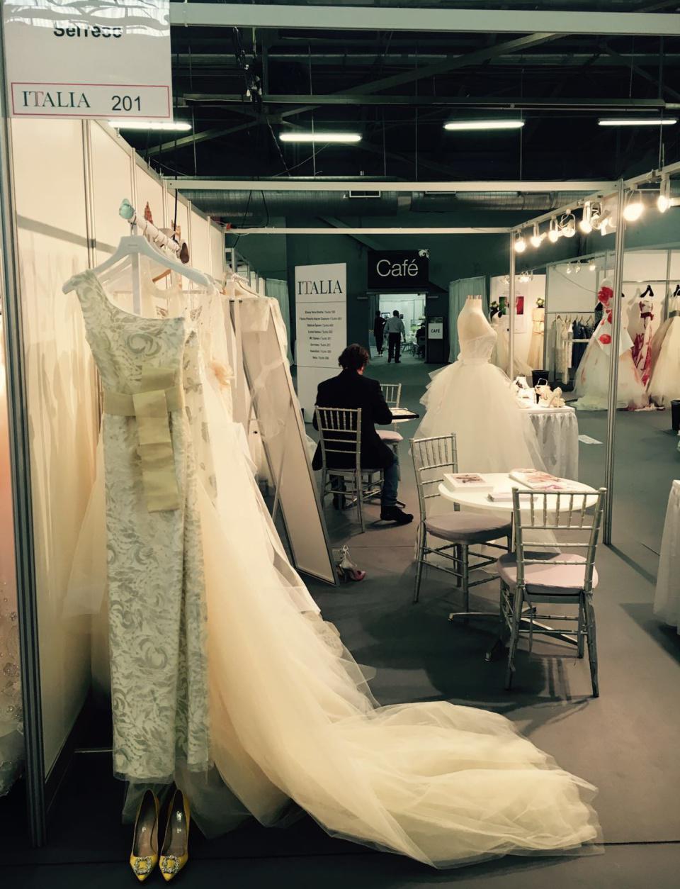 Immagini New York Bridal Week