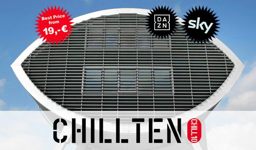 Hotel CHILLTEN Bottrop
