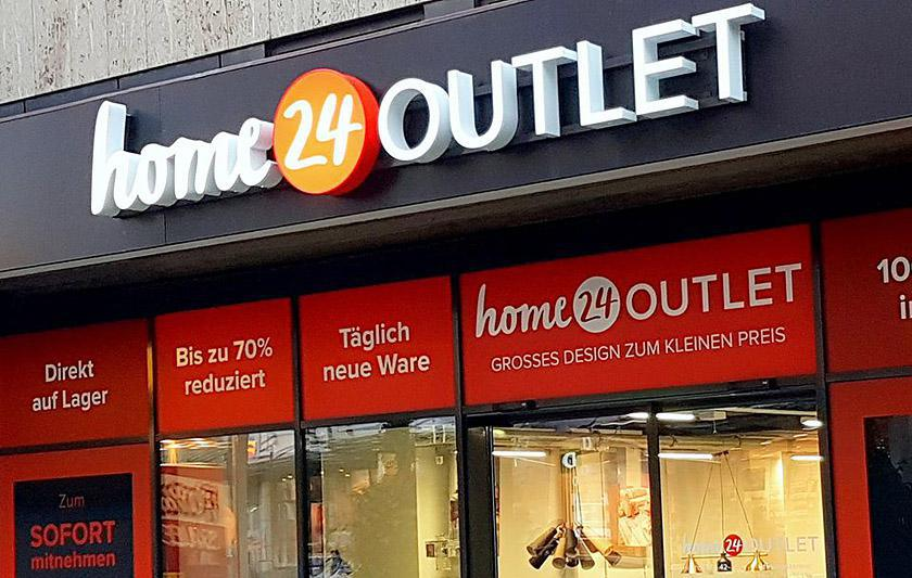 home24 OUTLET STORE Ruhrgebiet