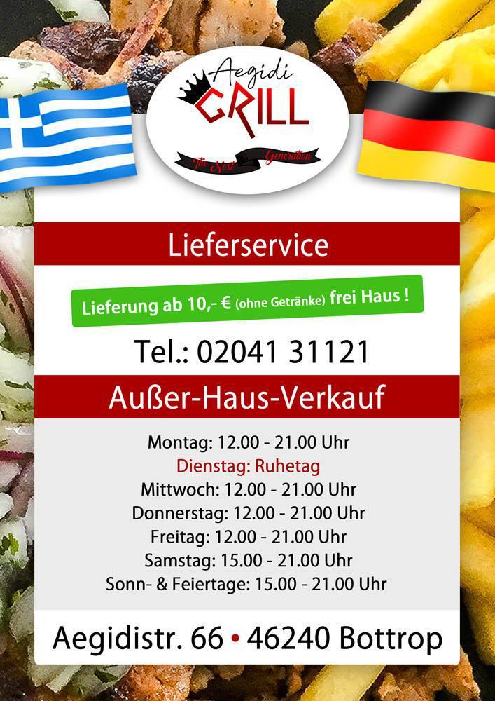 AEGIDI-Grill