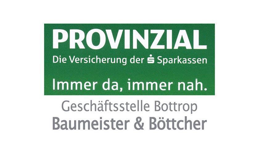 Westfälische PROVINZIAL Versicherung BAUMEISTER & BÖTTCHER OHG Bottrop