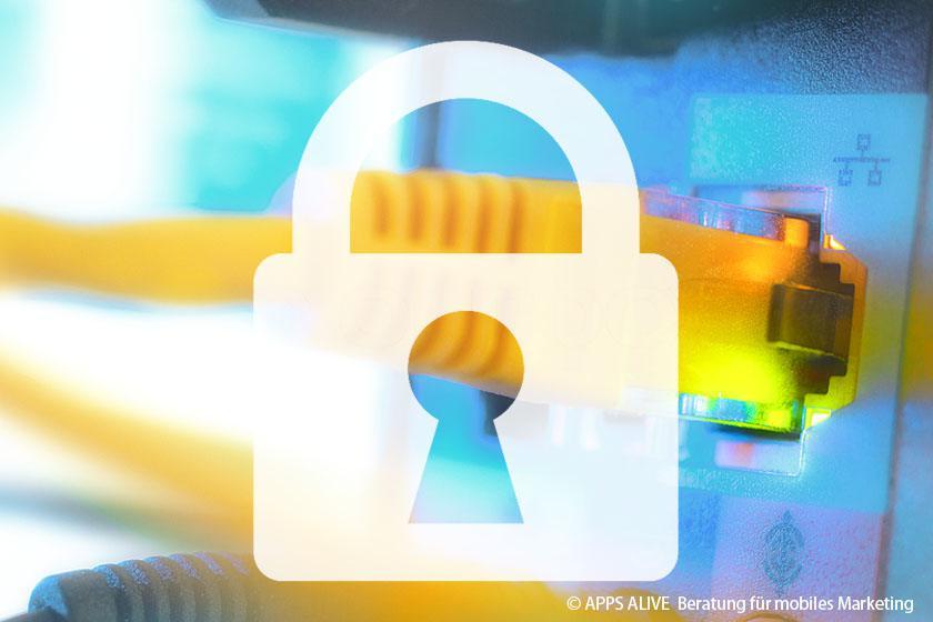 Thema Datenschutz