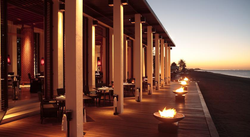 مطعم فندق الشيدي