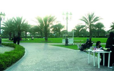حديقة صلالة العامة