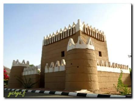 (متحف الاخدود الاثري (نجران
