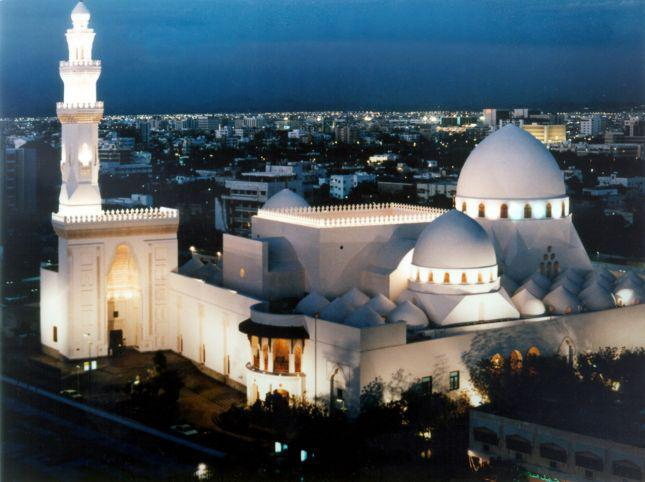 مسجد الملك سعود - King Saud Mosque