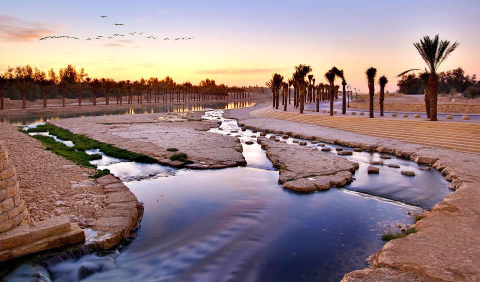 وادي حنيفه-Wadi Hanifah
