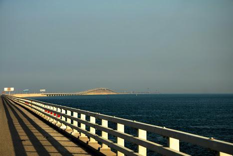 جسر الملك فهد-King Fahd Causeway