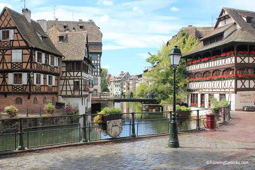 بلدة ستراسبورغ - فرنسا