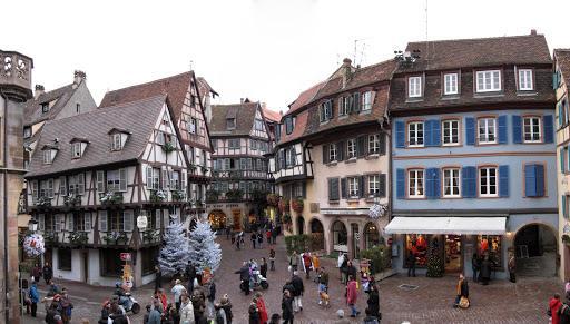 بلدة كولمار - فرنسا