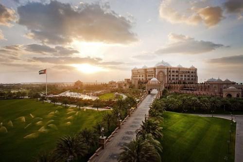 قصر الامارات-Emirates Palace