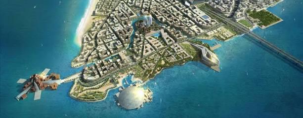 جزيرة السعديات-Saadiyat Island