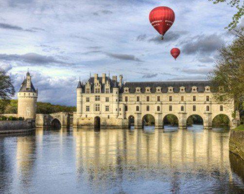 رحلات بالمنطاد - فرنسا