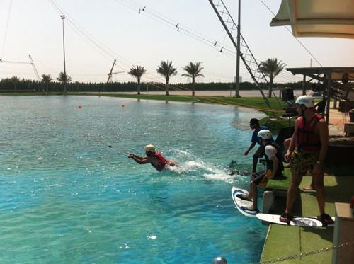 منتجع الفرسان الرياضي الدولي -Al Forsan International Sports Resort