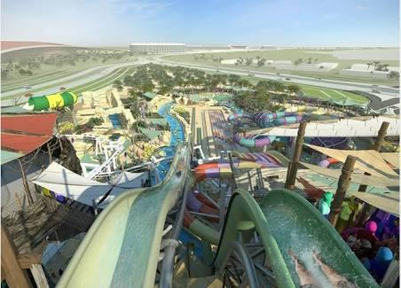 ياس ووتروورلد -Yas Waterworld