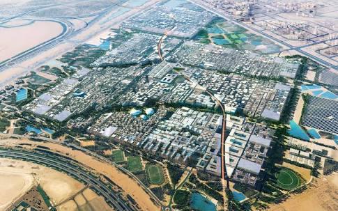 مدينه مصدر-Masdar City