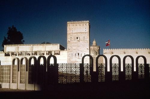 قصر الحصن -Qasr Al Hosn
