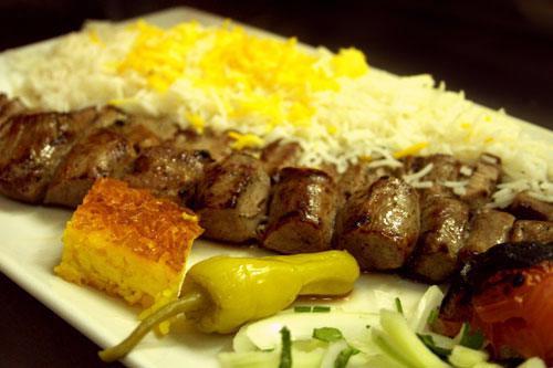 مطعم ايراني