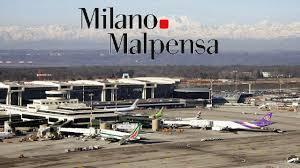 مطار مالبينسا MALPENSA - ميلان