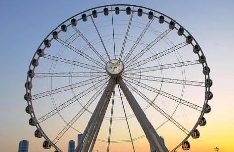 عجلة عين الإمارات -Eye of the Emirates