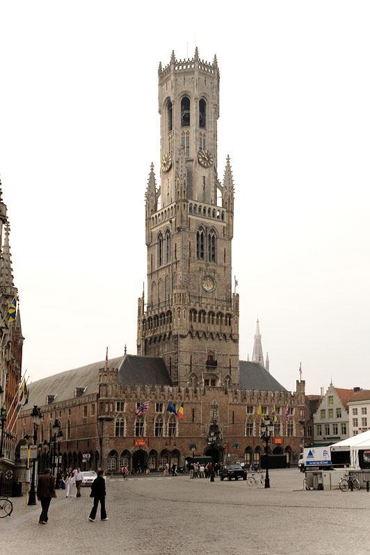 Belfry tower برج