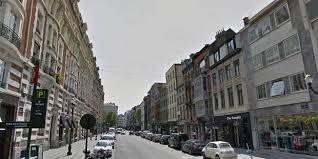 Rue Antoine Dansaert شارع تسوق