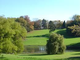Parc de Woluwe حديقة