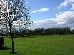 منتزه بايل هيل بارك Buile Hill Park