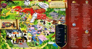 منتزه كاملوت ثيم بارك الترفيهي Camelot Theme Park