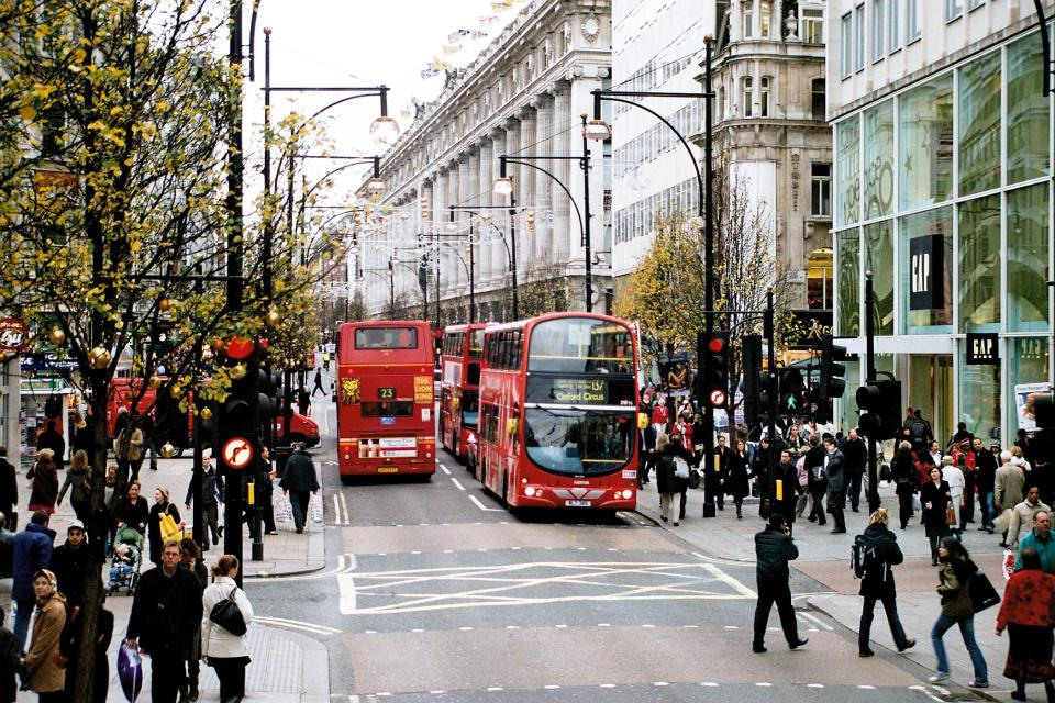 Oxford St شارع أكسفورد ستريت