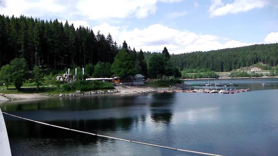 Schluchsee بلدة وبحيرة