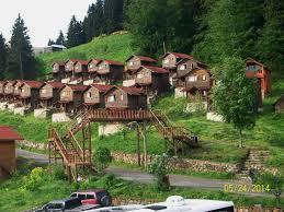 قرية زيقانا Zigana Village