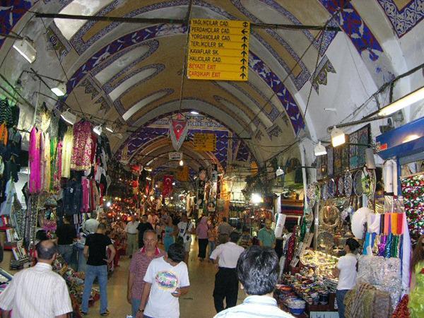 السوق المصري ( أسواق تاريخية )