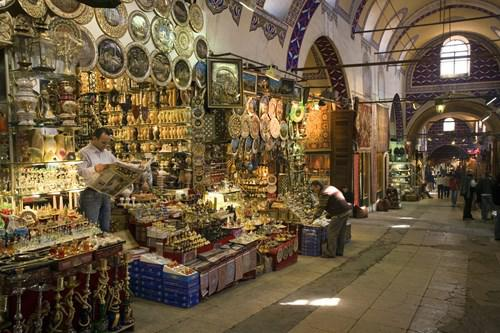 السوق المغطى ( أسواق تاريخية )