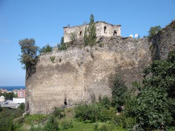 طرابزون - قلعة Kalepark