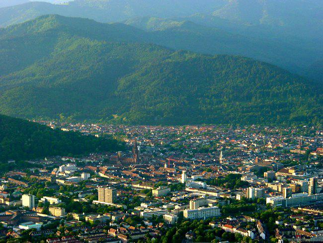 Freiburg بلدة فرايبورغ