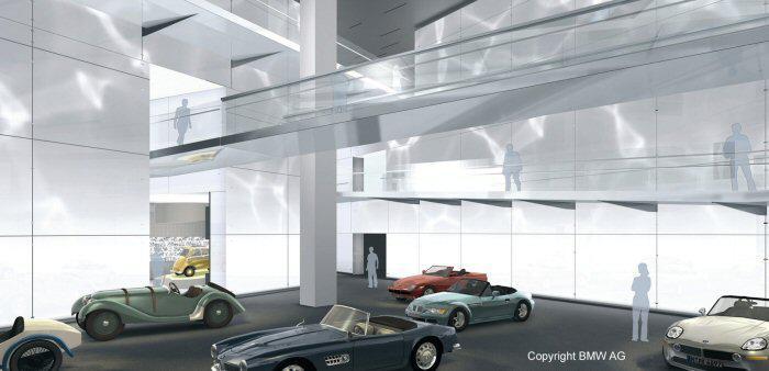 متحف بي إم دبليو BMW Museum