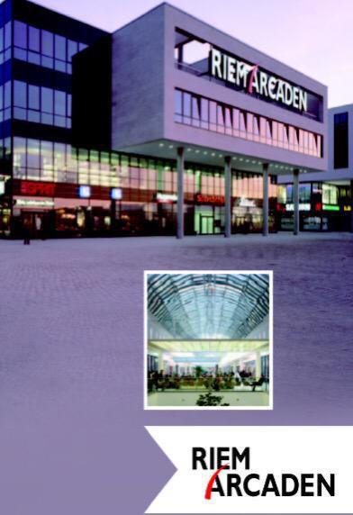 Riem Arcaden Mall